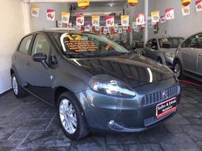 Fiat Punto 1.4 Itália Flex 5p 2011/2012