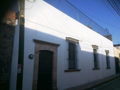 Casa En Renta En Colonia Nacozari, Querétaro