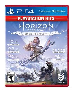 Horizon Zero Dawn Complete Edition Ps4 - Nuevo Y Sellado Msi