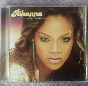 Cd Rihanna: Music Of The Sun