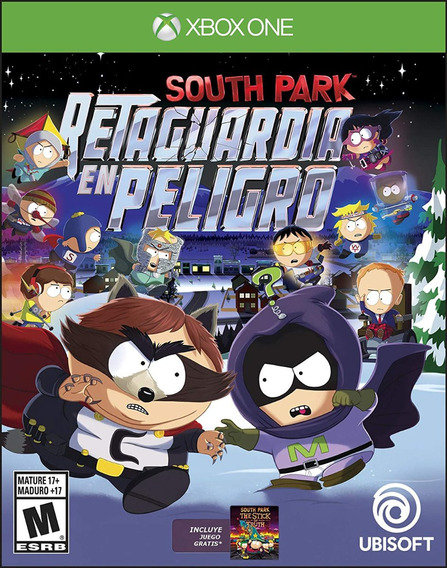 South Park The Fractured But Whole Limited Edition Español X