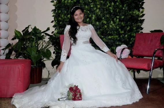 Vestido De Noiva Princesa Completo Vestido De Noiva Perfeito