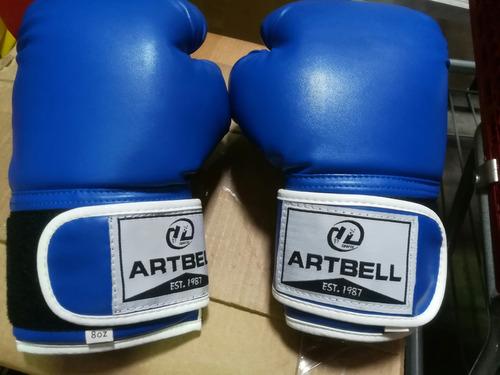 Guantes De Boxeo Artbell