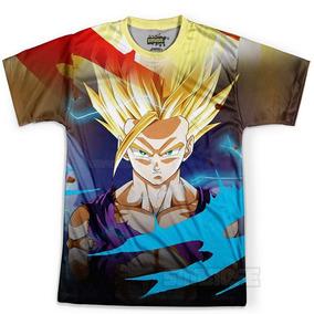 Camiseta Masculina Gohan Dragon Ball Super Md14