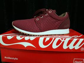 Ténis Original Da Coca Cola