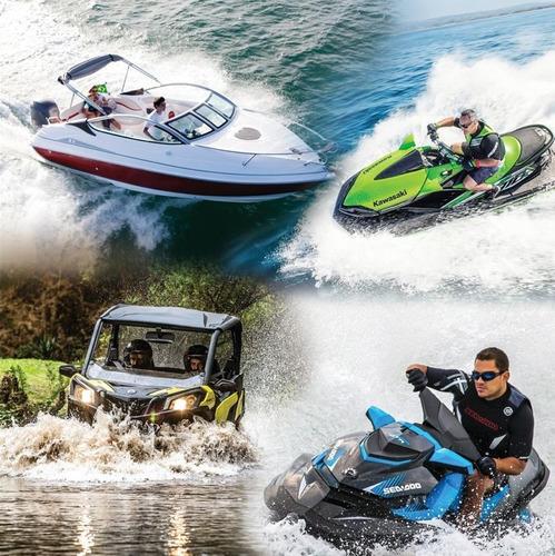 Scanner Jet Ski Sea Doo Kawasaki Yamaha + Dess Post