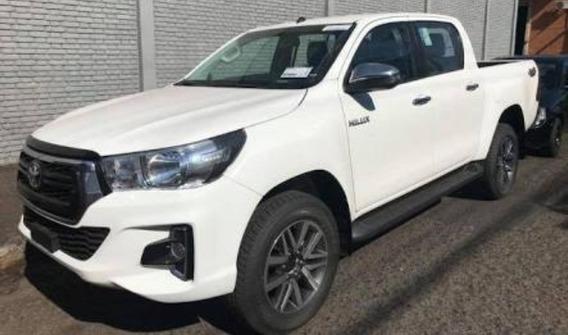 Toyota Hilux 2.8 Tdi Srv Cab. Dupla 4x4 Aut. 4p 2019