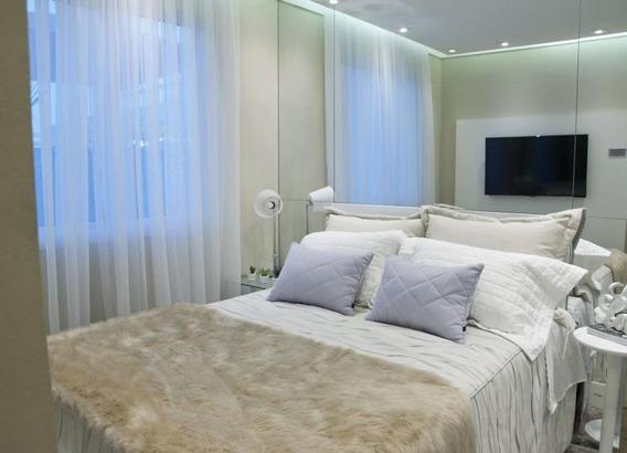 Apartamento Para Venda Em Mauá, Jardim Araguaia, 3 Dormitórios, 1 Suíte, 1 Banheiro, 1 Vaga - Plano Ins_1-983913