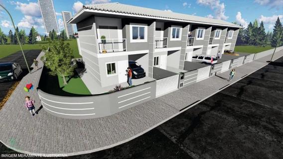Sobrado 2 Dormitórios - Recanto Da Natureza - Forquilhas - São José/sc - So0610