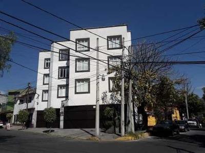 Rento Hermoso Y Amplio Departamento En Av Toluca