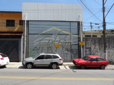 Galpão Industrial À Venda, Km 18, Osasco - Ga2753. - Ga2753 - 33874260