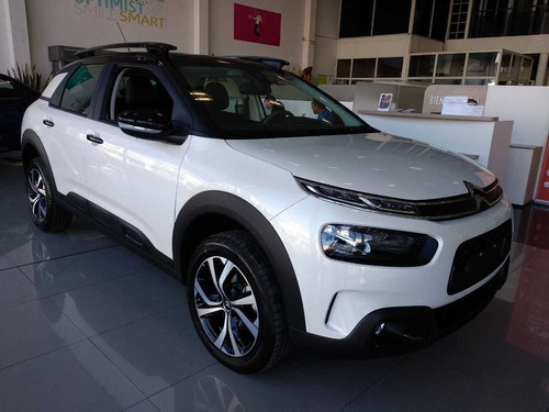 Citroën C4 Cactus 1.6 Vti 115 At6 Shine Bitono (lr) 2021 0km