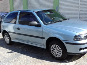 Volkswagen Gol 1.0 Glll Plus 8v 2002+direção $ 10500financia
