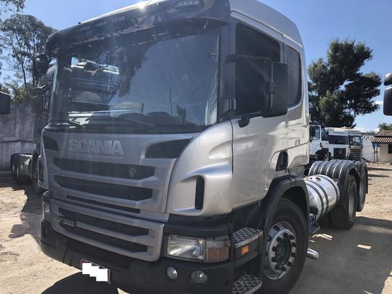 Scania P360 6x2 Trucada Estado De Zero Revisada