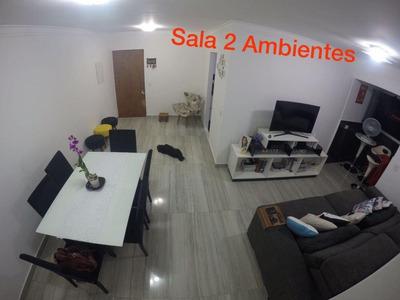 Apartamento Residencial À Venda, Jardim Consórcio, São Paulo. - Ap2224