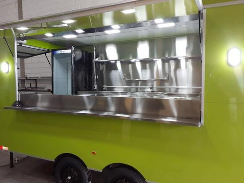 Food Truck, Trailer Para Lanche