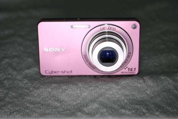 Sony Dsc W350 Leia A Descrição