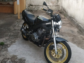 Suzuki Gs500-e Modificada!