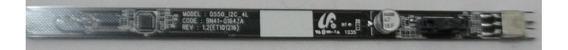Placa Teclado Função Sensor Cr Bn41-01643a Samsung