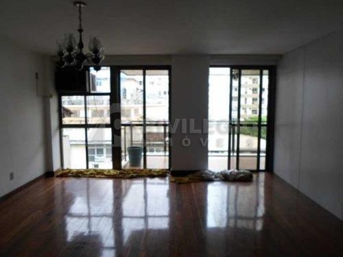 Apartamento À Venda, 3 Quartos, 1 Suíte, 2 Vagas, Flamengo - Rio De Janeiro/rj - 10162