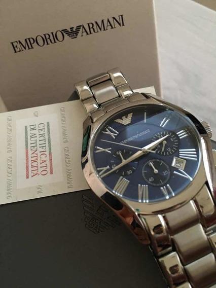 Relógio Emporio Armani Casual Trabalho Modelo Ar1635