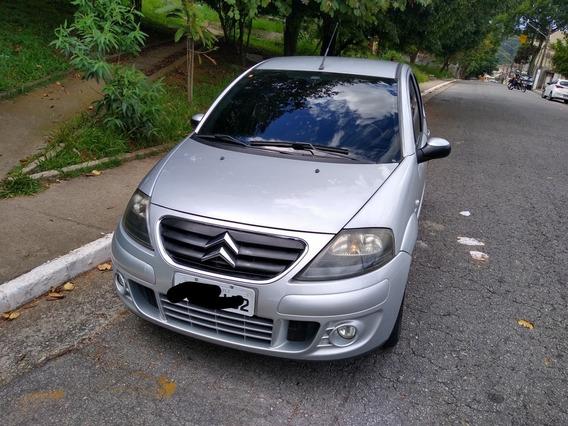 Citroën C3 1.4 8v Exclusive Flex 5p 2012