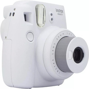 Câmera Fujifilm Instax Mini 9 / Branco Gelo / Foto Instant.