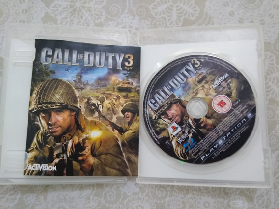Call Of Duty 3 Para Ps3