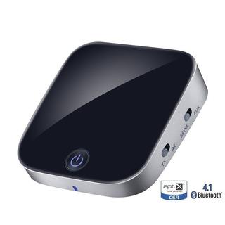 Transmisor Bluetooth Óptico 2 En 1 Escucha Tv En Audífonos