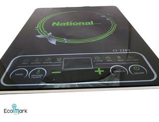 Cocina De Induccion National Pro 2400 W 01 Hornilla Oferta