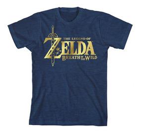 Playera Colección Camiseta The Legend Of Zelda U9z Thinkgeek