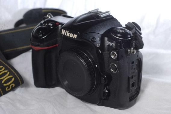Nikon D300s Com Duas Baterias