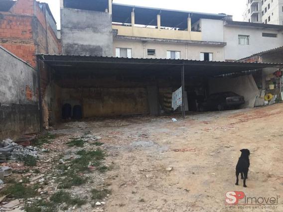 Terreno Para Venda Por R$893.000,00 - Lauzane Paulista, São Paulo / Sp - Bdi20391