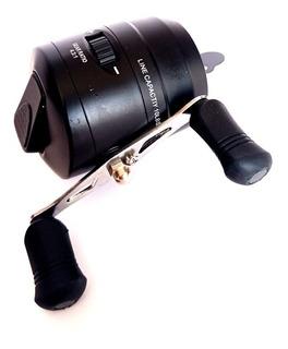 Carretilha De Pesca Spin Cast Staco Fbs40 - 4 Rolamentos