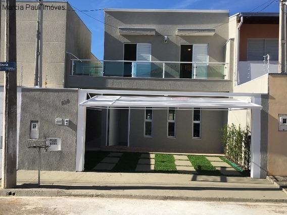 Sobrado Jardim Marambaia, Mobiliado, Jundiai - Ca02304 - 33614936