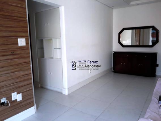 Apartamento Com 2 Dormitórios Para Alugar, 82 M² Por R$ 2.600,00/mês - Campo Grande - Santos/sp - Ap0344