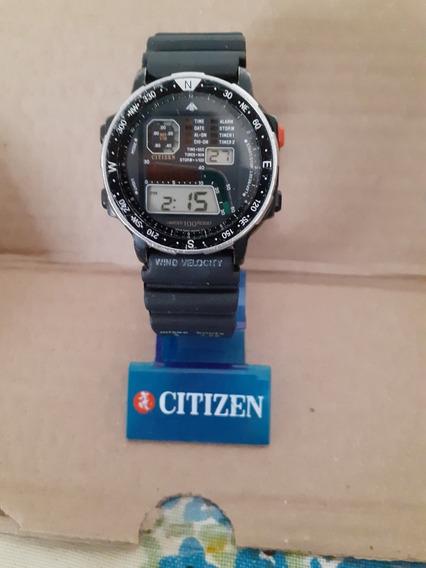 Citizen D060 Windsurf Série Prata