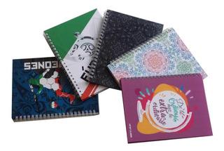 5 Cuadernos Profesional First Class 100 Hojas P.dura Surtido