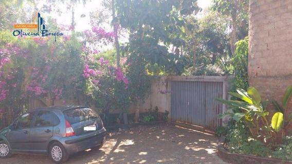 Chácara Com 4 Dormitórios À Venda, 1500 M² Por R$ 315.000 - Jardim Santana - Anápolis/go - Ch0016
