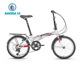 Bicicleta Plegable Trinx Life 2.0 Shimano 7 Velocidades