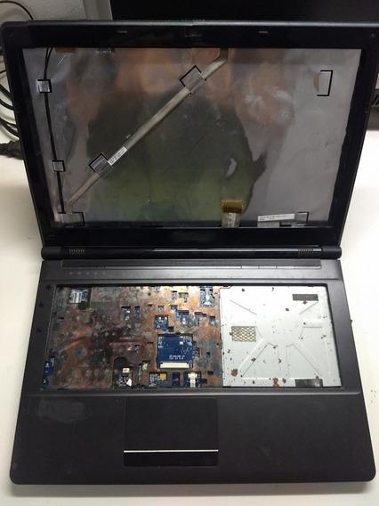 Carcaça Notebook Itautec A7420