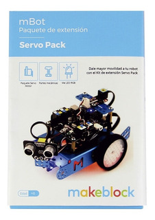 Makeblock - Mbot Add-on Pack-servo Pack - Kit De Extension