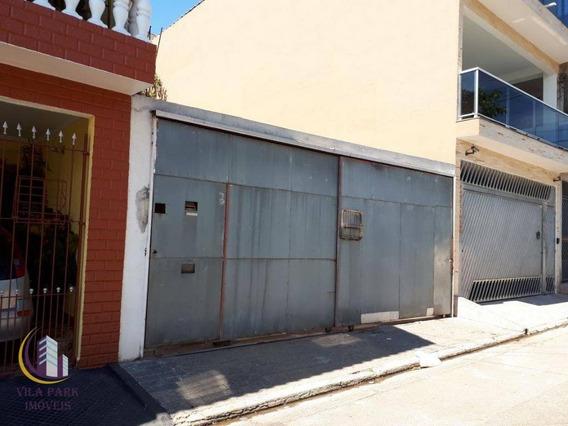 Casa Residencial À Venda, Jaguaribe, Osasco. - Ca0192