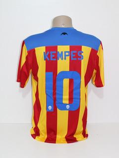 Camisa Original Valência 2012/2013 Third Homenagem Kempes