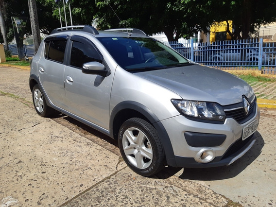 Renault Sandero Stepway 1.6 Hi-power Easy-r 5p 2015