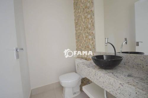Casa Com 3 Dormitórios À Venda, 149 M² Por R$ 790.000,00 - Condomínio Campos Do Conde 2 - Paulínia/sp - Ca1922