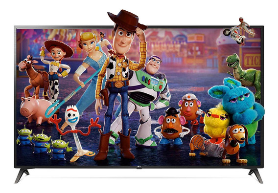 Smart Tv LG 49` Uhd 4k Webos Ai Thinq 49um7100 Netflix Amv