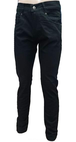 Pantalon Chupin Gabardina Elastizado Hombre 10colores! Local