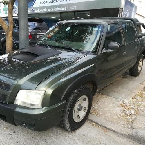 Imagen 1 de 6 de Chevrolet S10 2010 2.8 G4 Cd Dlx 4x2 Recibo Menor Financio