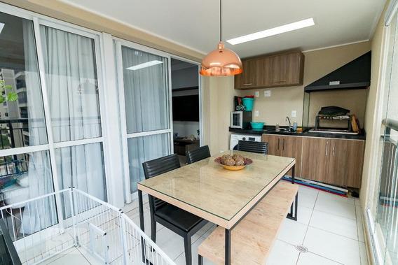 Apartamento No 5º Andar Mobiliado Com 2 Dormitórios E 1 Garagem - Id: 892991133 - 291133